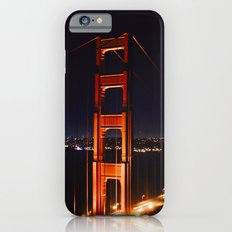 The Golden Gate Slim Case iPhone 6s