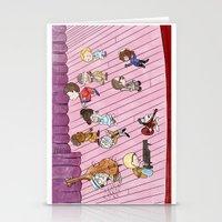 tenenbaums Stationery Cards featuring O Tenenbaums! by JessLane