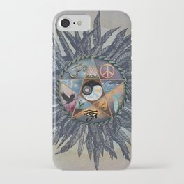 All Tribes Heed the Call iPhone Case