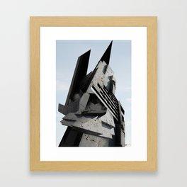 MS004 Framed Art Print