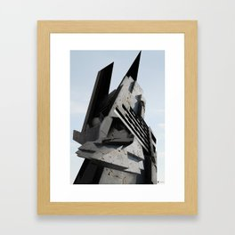MS004 Framed Art Print