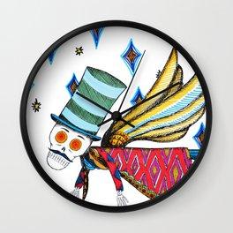 Esqueleto Wall Clock