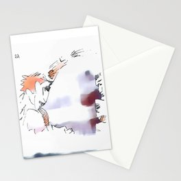 Los Caprichos ~ 23 ~ Specks of Dust Stationery Cards