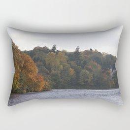 Autumn from Ness Island Inverness Rectangular Pillow