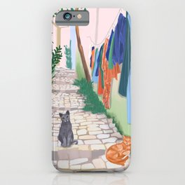 Istanbul Alley iPhone Case
