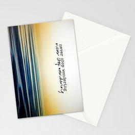 MEDITERRANEAN DAWN Stationery Cards