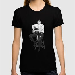 Young Johnny Cash T-shirt