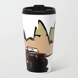 Jeeping It!  Travel Mug