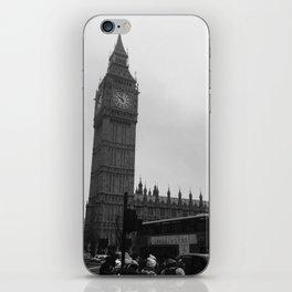 London #5 iPhone Skin