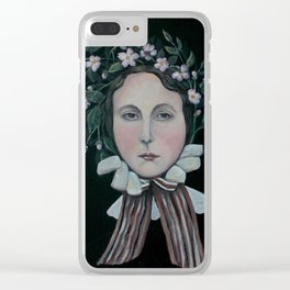 Margaret Clear iPhone Case