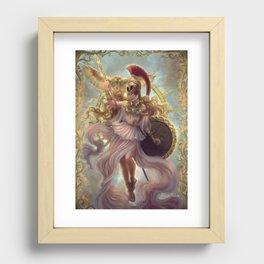 Athena Recessed Framed Print