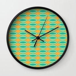 Mana Sunset Wall Clock