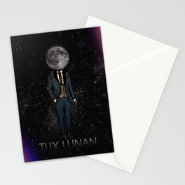 Tux Lunan 3 Stationery Cards
