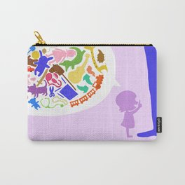Toys Carry-All Pouch