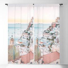 Dreaming of Santorini Blackout Curtain