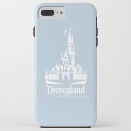 Disneyland - Blue iPhone Case