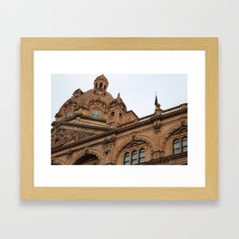 Harrods Framed Art Print