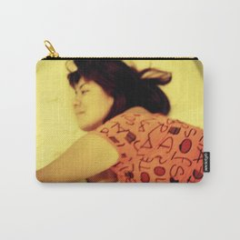 Lazy Pillow Gabi Carry-All Pouch