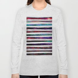 colorful pattern Long Sleeve T-shirt