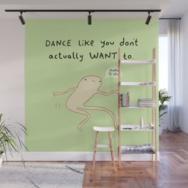 Dance Motivation Wall Mural