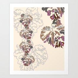 Brin Art Print