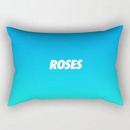 #TBT - ROSES Rectangular Pillow