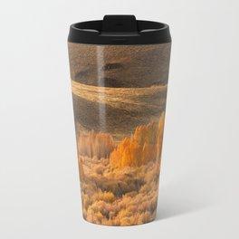 Autumn Flames Travel Mug
