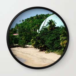United States first Nuclear plant @ Rincon Wall Clock