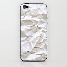White Trash iPhone Skin