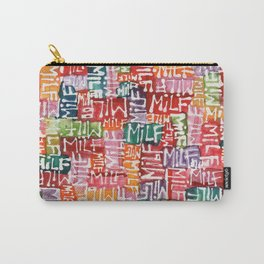 M.I.L.F. Carry-All Pouch