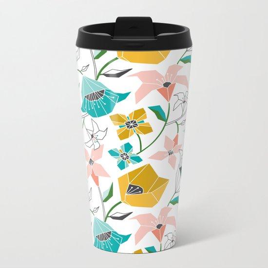 Calliope Metal Travel Mug
