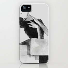 Delusion iPhone Case