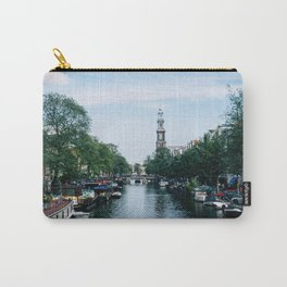 Down the Canal Carry-All Pouch