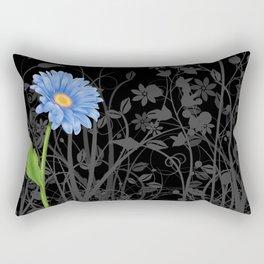 Gerbera Daisy #1 Rectangular Pillow