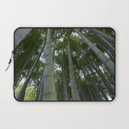 Bambu forest Laptop Sleeve