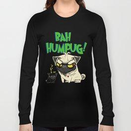 Bah Humpug Long Sleeve T-shirt