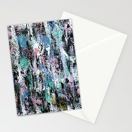 Abstract Gabrielle Stationery Cards
