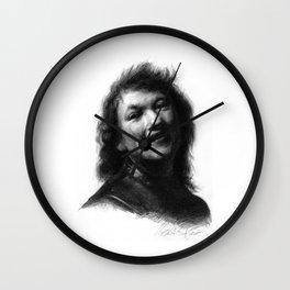 Rembrandt Himself Wall Clock