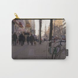 Street in Vienna Carry-All Pouch