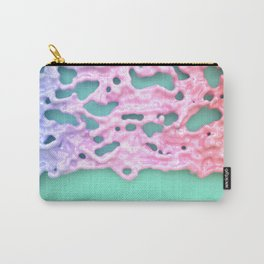 Pastel Gradient Slime Carry-All Pouch