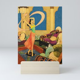 Dance of Morgiana By Rudolf Koivu Mini Art Print