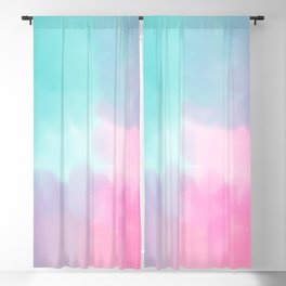 Summer is coming 5 - Unicorn Things Collection Blackout Curtain