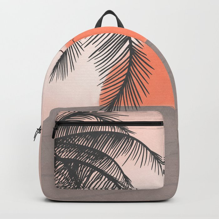 Summer Sunset Backpack