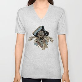 One Eyed Willy Never Say Die - The Goonies Unisex V-Neck