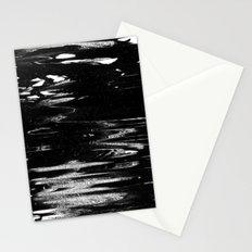 Space Glitch Stationery Cards