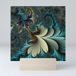 Birds of a Feather Fractal Mini Art Print