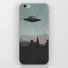 I Want to Know iPhone & iPod Skin