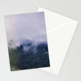 Forest Cump At Autumn Stationery Cards