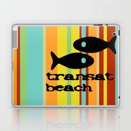 Transat beach Laptop & iPad Skin