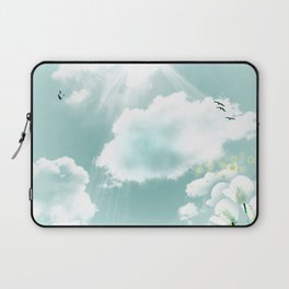 look at the sky Laptop Sleeve